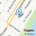 Алтай погонаж на карте Барнаула