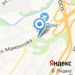 Авторитет Сервис на карте Барнаула