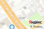 Схема проезда до компании Банк ВТБ, ПАО в Барнауле