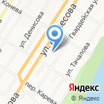 Напитки под рыбку на карте Барнаула