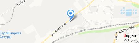 Эконом арбитраж на карте Барнаула