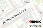 Схема проезда до компании Территориальный орган Федеральной службы государственной статистики по Алтайскому краю в Барнауле