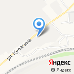 Партнер-тара на карте Барнаула