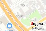 Схема проезда до компании Демидовский в Барнауле