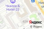 Схема проезда до компании ГЛАВРЫБА в Барнауле