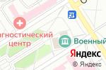 Схема проезда до компании Алтайский краевой Союз общественных организаций ветеранов Чечни в Барнауле