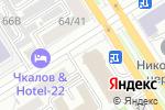 Схема проезда до компании Аппетитная компания в Барнауле