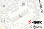Схема проезда до компании Листик чистой правды в Барнауле