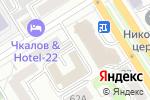 Схема проезда до компании Поталь в Барнауле