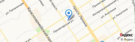 Сибдизельэнергосервис на карте Барнаула