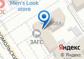 Штаб по делам ГО и ЧС Октябрьского района на карте