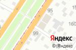 Схема проезда до компании Добро и согласие в Барнауле