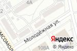 Схема проезда до компании Адвокатская контора г. Барнаула в Барнауле