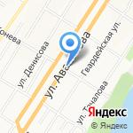 Добро и согласие на карте Барнаула