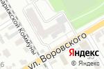 Схема проезда до компании Хозяюшка в Барнауле