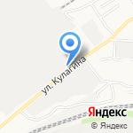 Русский Свет на карте Барнаула