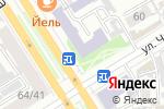 Схема проезда до компании АПИФИТОЦЕНТР в Барнауле