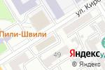 Схема проезда до компании Mason в Барнауле