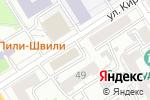 Схема проезда до компании Авантел в Барнауле
