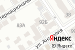 Схема проезда до компании Экстал в Барнауле
