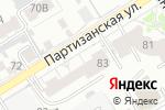 Схема проезда до компании Деворе в Барнауле