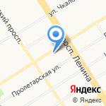 Косметологи Алтайского края на карте Барнаула