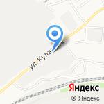 СТРОЙХИМ на карте Барнаула