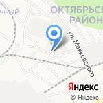 Иннтехгрупп на карте Барнаула