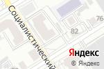 Схема проезда до компании Арбитражный управляющий Волокитин А.В. в Барнауле