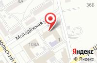 Схема проезда до компании Будь здоров! в Краснознаменске