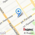 Пункт централизованной охраны №5 Управления вневедомственной охраны по г. Барнаулу на карте Барнаула