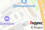 Схема проезда до компании Городское зеленое хозяйство, МУП в Барнауле