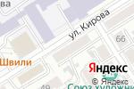 Схема проезда до компании СПИКОМ в Барнауле