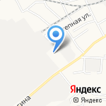 Алсэнсвязьэнерго на карте Барнаула