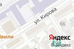 Схема проезда до компании ВитаСтом в Барнауле