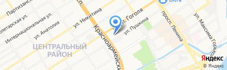 СибАлтайСтрой на карте Барнаула
