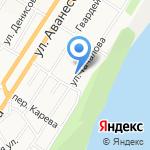 ДОМ на карте Барнаула