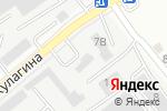 Схема проезда до компании Комитет защиты прав потребителей в Барнауле