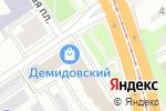 Схема проезда до компании Sofmann by Mobel & zeit в Барнауле