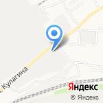Комитет защиты прав потребителей на карте Барнаула