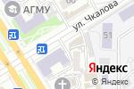 Схема проезда до компании Медтехника для вас в Барнауле