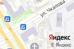Схема проезда до компании Фармед в Барнауле