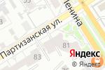 Схема проезда до компании Олимп в Барнауле