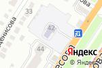 Схема проезда до компании Детский сад №21 в Барнауле