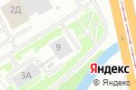 Схема проезда до компании Управление Федерального казначейства по Алтайскому краю в Барнауле