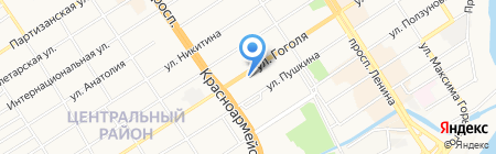 LEDstyle на карте Барнаула