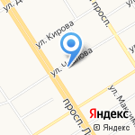 Медтехника для вас на карте Барнаула