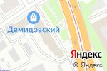 Схема проезда до компании Сибирские таксофоны в Барнауле