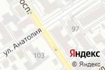 Схема проезда до компании Буфет Банкет в Барнауле