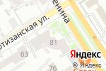 Схема проезда до компании Платежный терминал, Промсвязьбанк, ПАО в Барнауле
